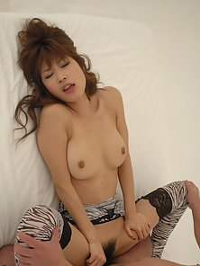 Big Boobs Whore Ai kurosawa Sucked Her Partners Big Dicks