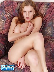 Big Tits Whore Deeply Nailed by Huge Dildo on Webcam