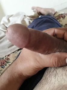 My penis so hard