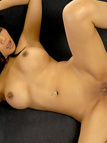 Big Boobs Whore Sanny Aung Stretched Her Juicy Pussy on Camera