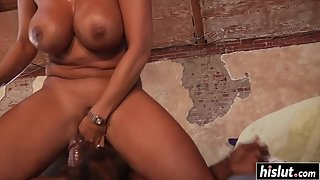 Ava got surprised with anal sex