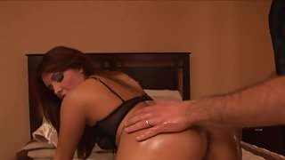 Bubble Ass Lady Fucked Hard by Dude From Behind
