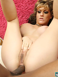 Busty slut gets fucked hard in her ass by a bbc