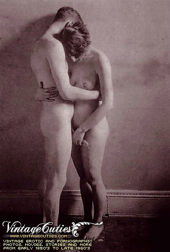 nude picture Vintage