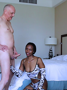 Some pics from a porn shoot with pornstar Ana Loxx and porn actor Cane