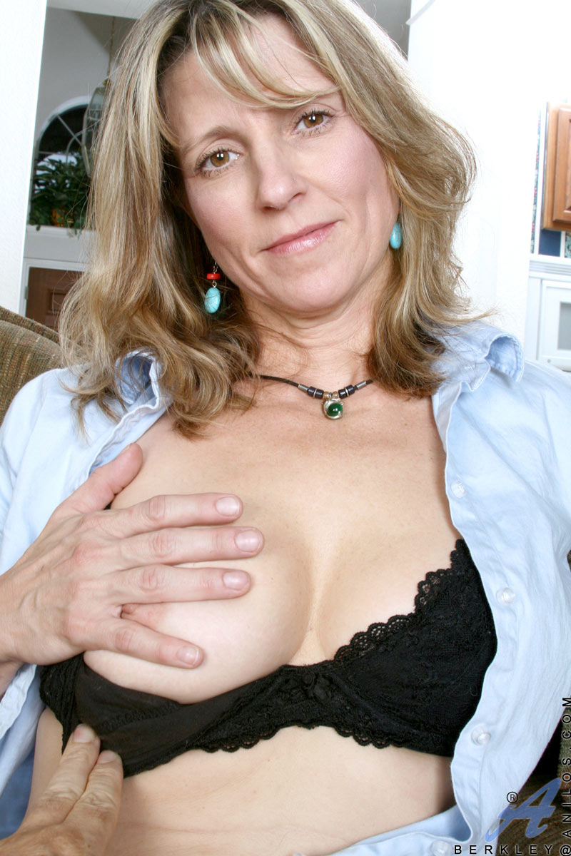 Consider, that Mature blonde milf perky apologise, but