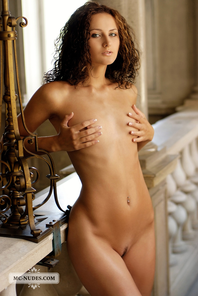 Public european girls nude