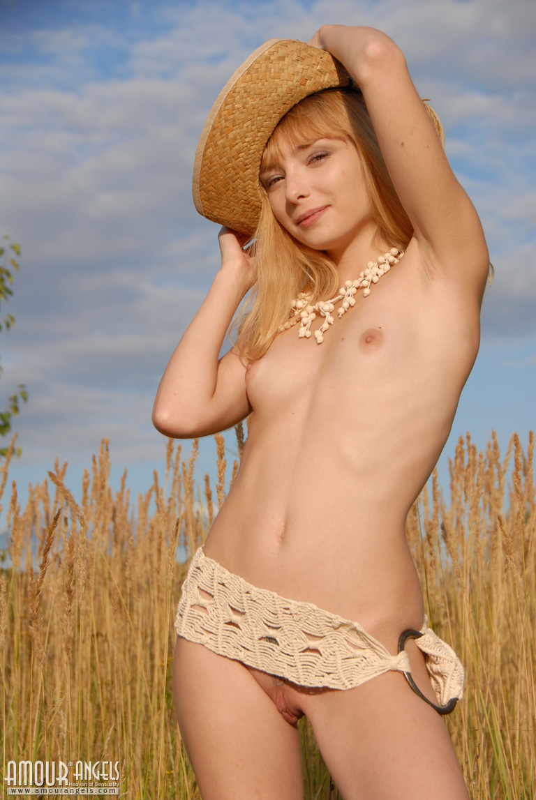 Naked russian women with small tits