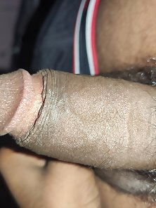 Look at this Indian cock