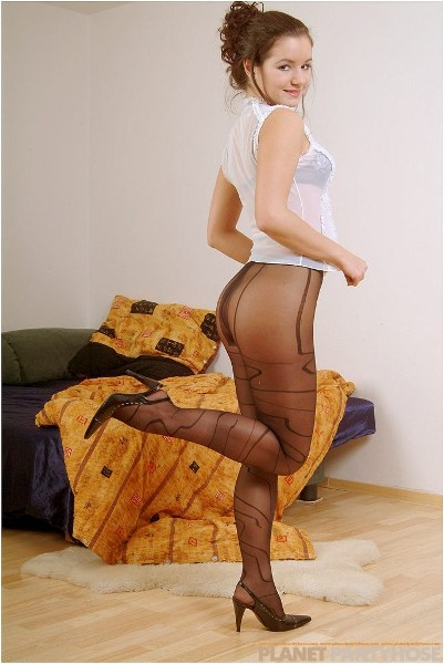 Models planet picture pantyhose models