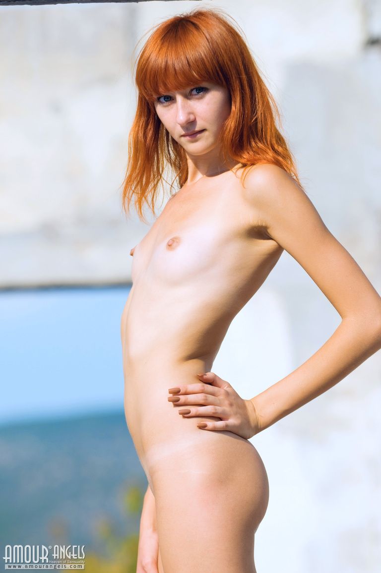 from Adan little tits young nudist