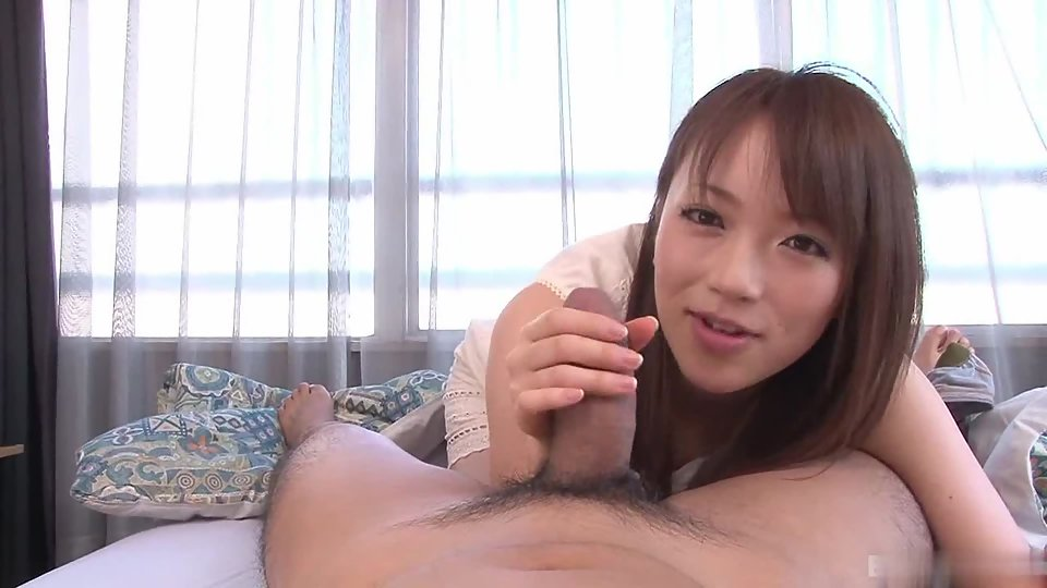 First big time asian cock