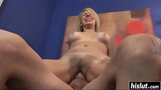 Beautiful Girl Doing Sex with Bald Head Dude for Longtime