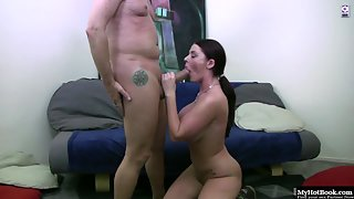 Gorgeous busty tattooed blonde toying squirt abuse