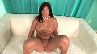 Hot pov interracial fuck with busty latina